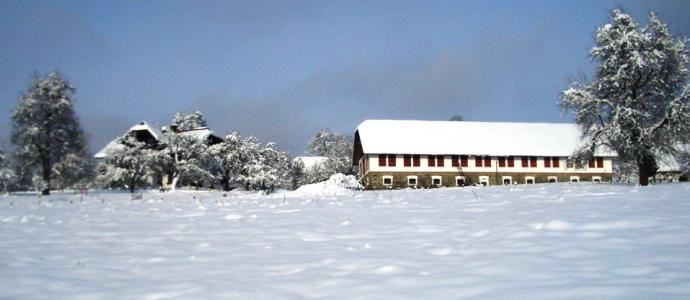 Erlebnis Haus Spiess - Maltschacher See - Im Winter